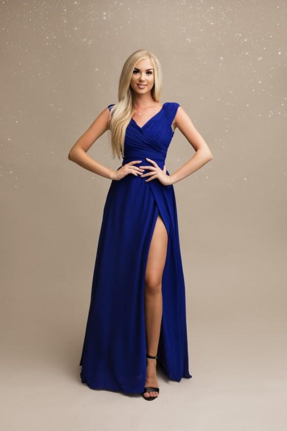 Nádherné dámske šaty 30019