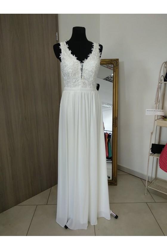 Svadobné/popolnočné šaty 30021