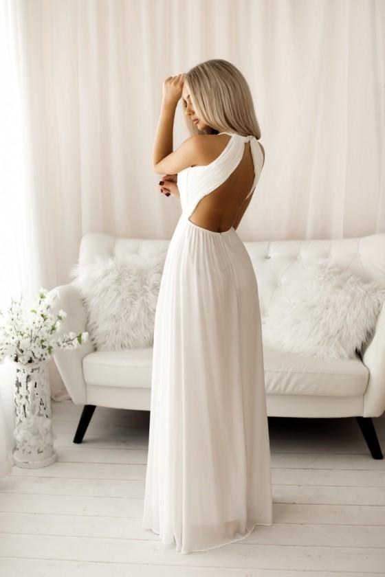 Elegantné svadobné / popolnočné šaty 30041