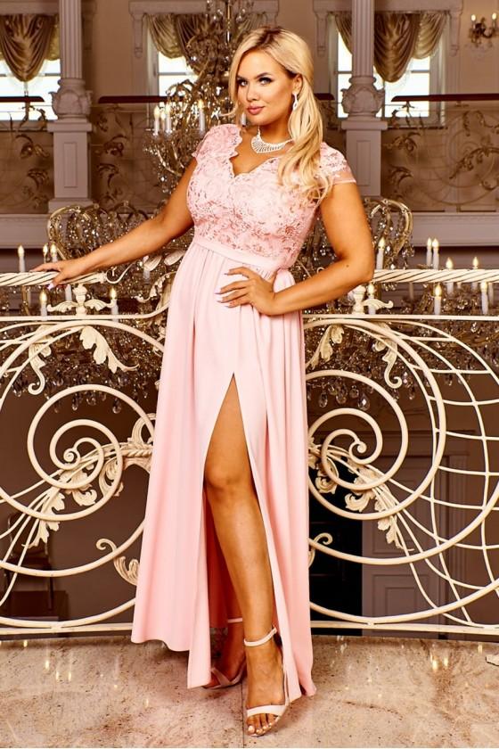 Elegantné spoločenské šaty 3393