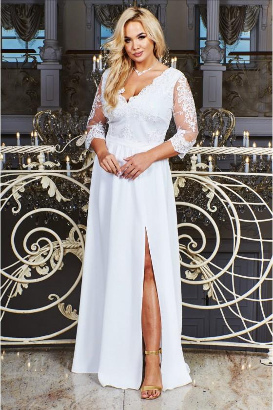 Svadobné šaty pre moletky...