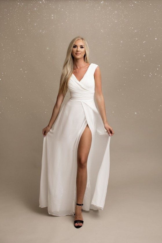 Nádherné svadobné šaty 30060