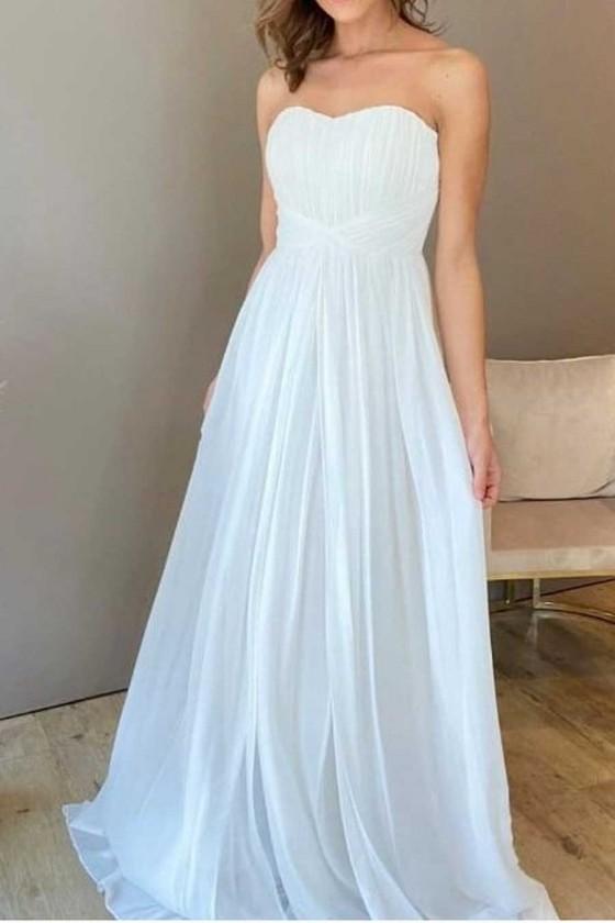Romantické svadobné šaty 30072