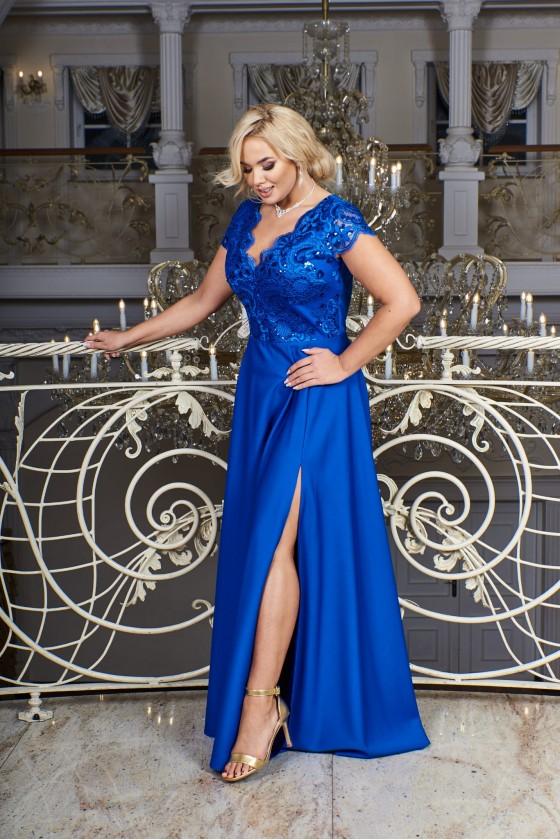 Pôvabné dámske šaty 30074