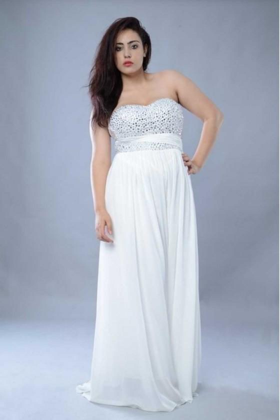 Spoločenské/svadobné šaty 2814