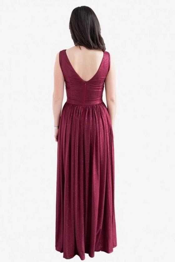 Elegantné spoločenské šaty 3143