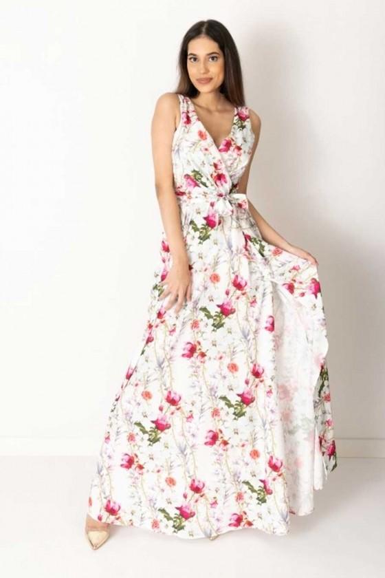 Pôvabné dámske šaty 30027