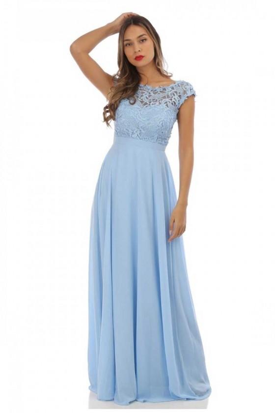 Pôvabné dámske šaty 30040