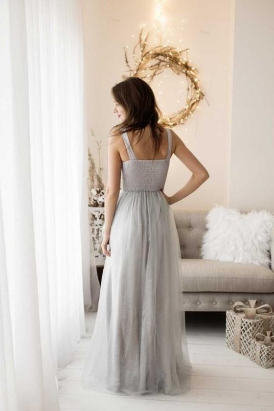 Pôvabné dámske šaty 4168
