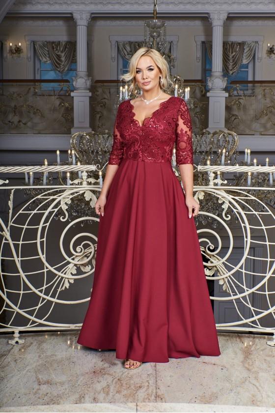 Nádherné dámske šaty 30029