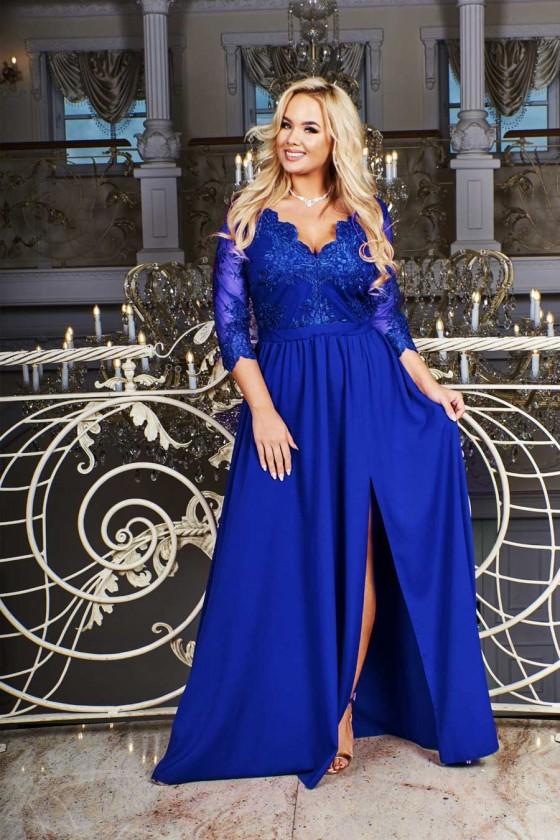 Pôvabné dámske šaty 30077