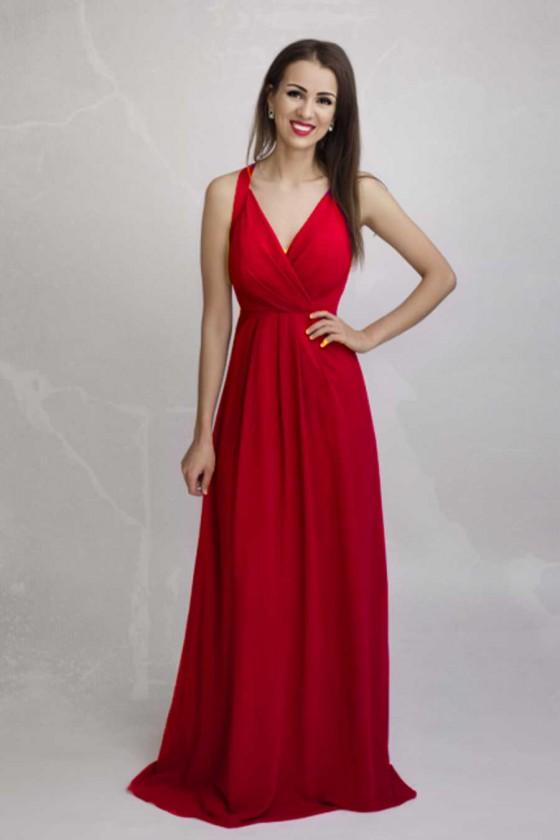 Elegantné dámske šaty 4183