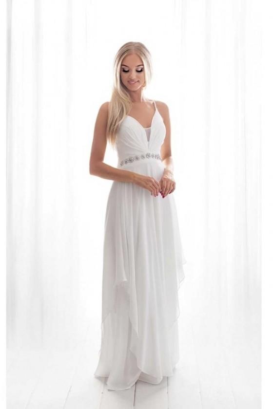 Svadobné šaty aj pre tehotné 30024