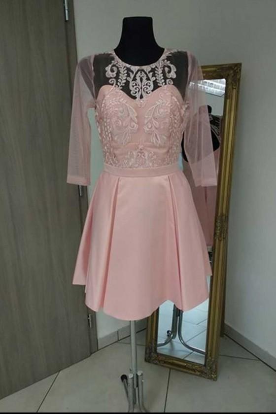 Nádherné dámske šaty 30087