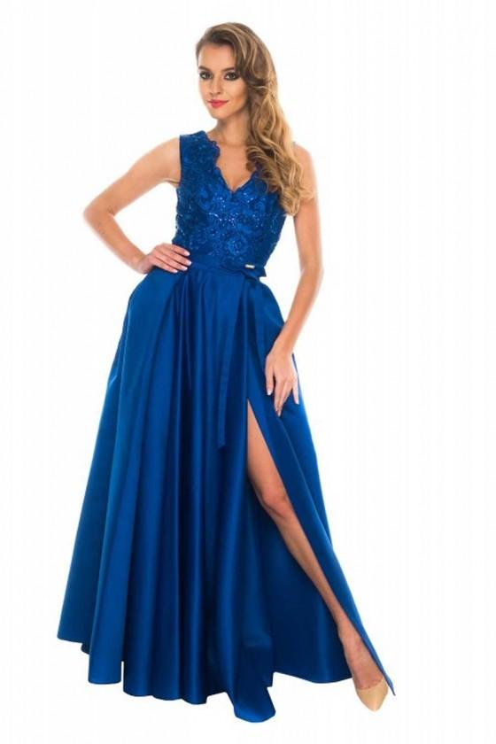 Nádherné spoločenské šaty 3235