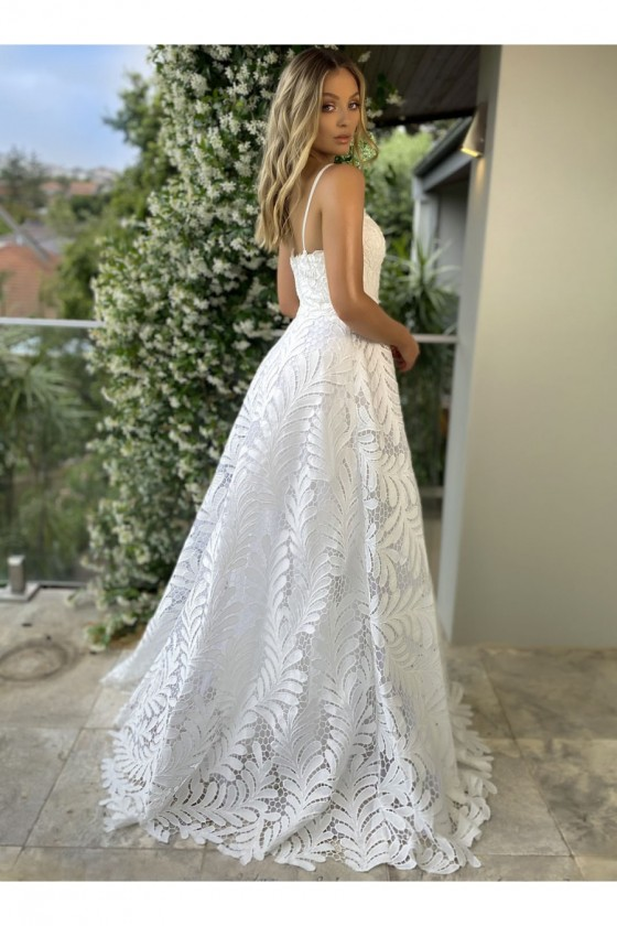 Nádherné svadobné šaty 30005