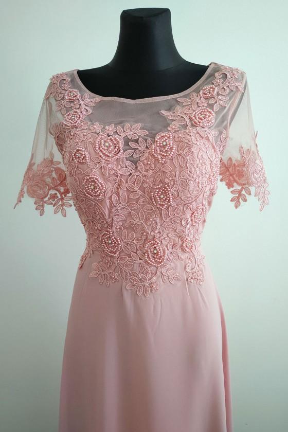 Pôvabné dámske šaty 30105