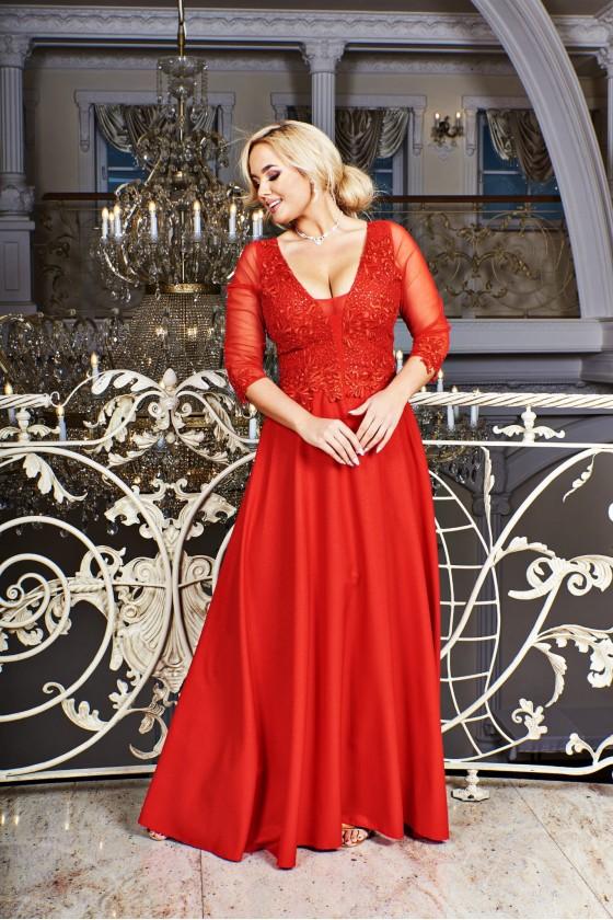 Pôvabné dámske šaty 30106