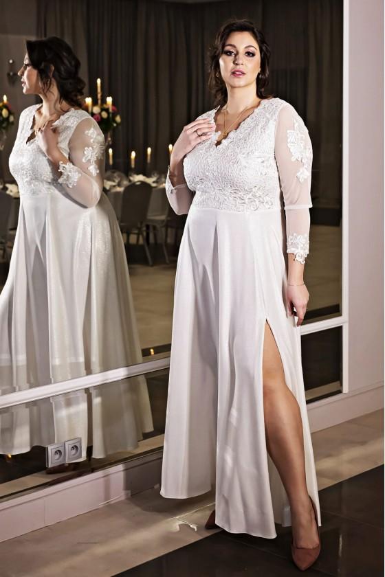 Spoločenské / svadobné šaty...