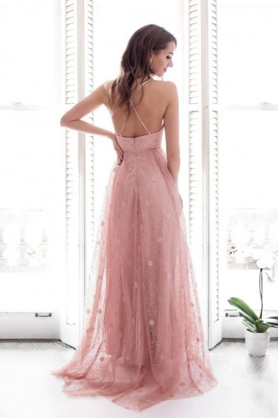 Pôvabné dámske šaty 30114