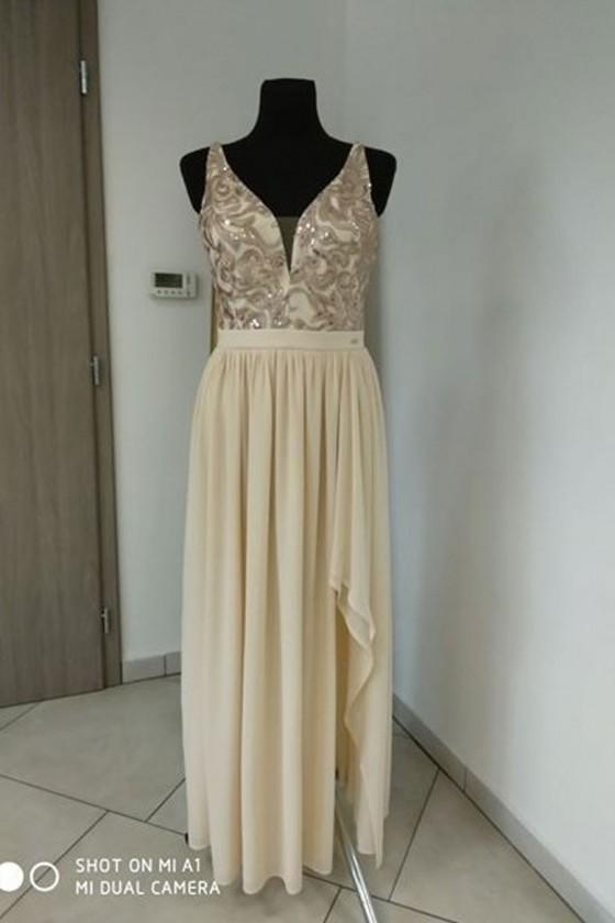 Nádherné dámske šaty 3839