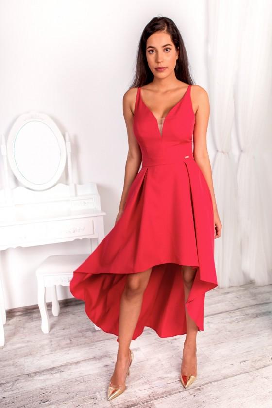 Pôvabné dámske šaty 30116