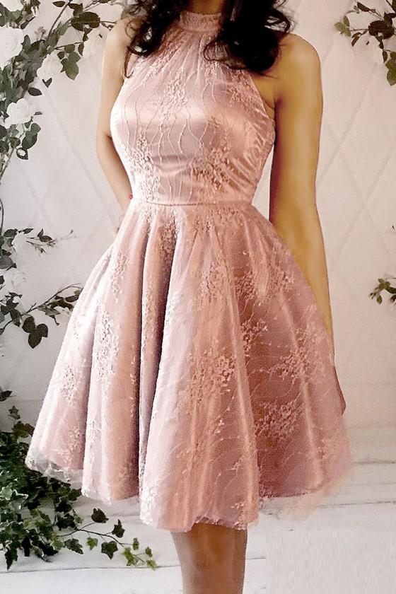 Čipkované šaty 30092