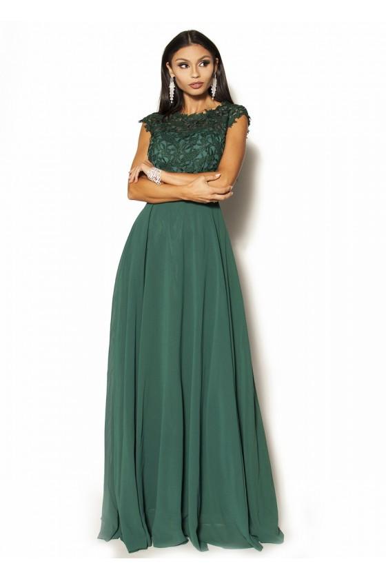Elegantné spoločnské šaty s...