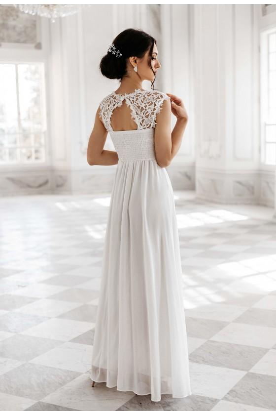 Pôvabné spoločenské/svadobné šaty veľ.36-48 3072