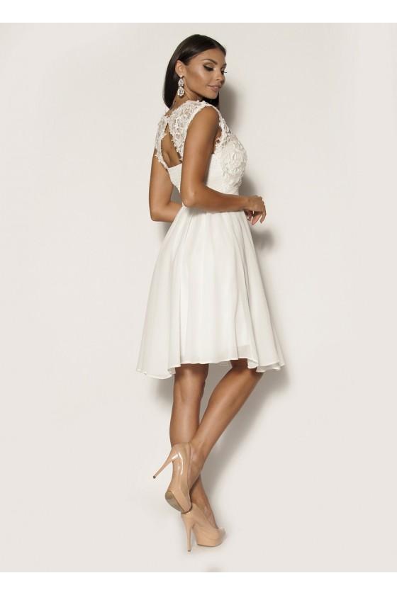 Spoločenské/svadobné šaty pre tehotné 3223