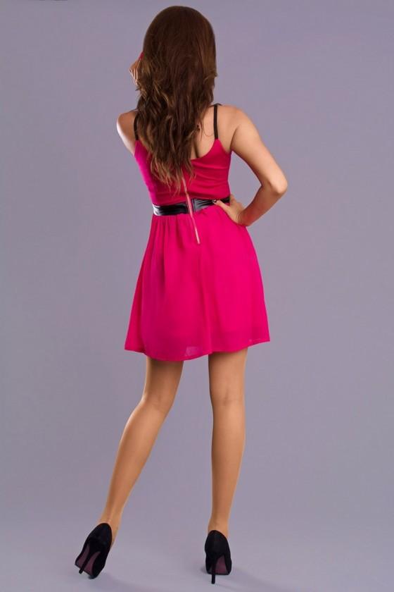 Koktejlové šaty 596