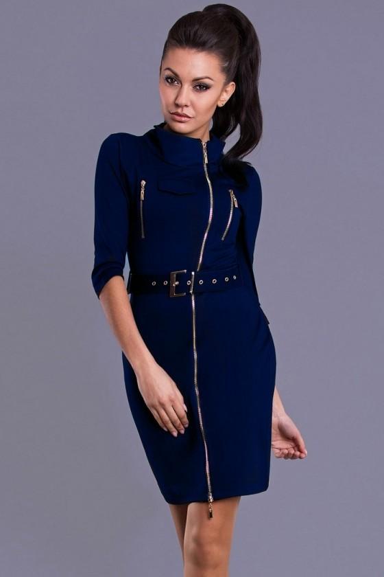 Koktejlové šaty 898