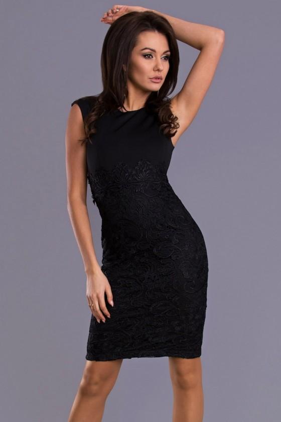 Koktejlové šaty 936