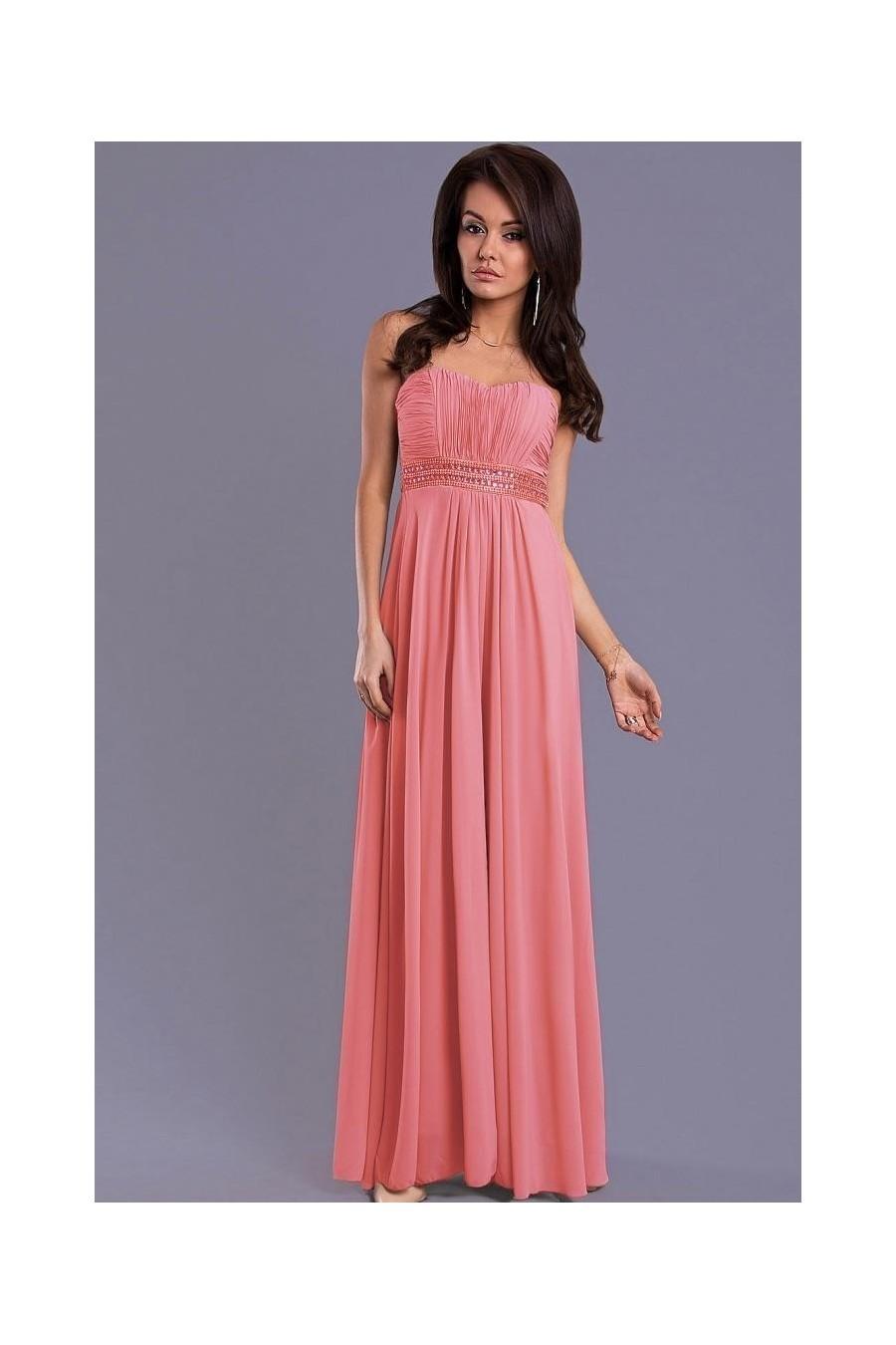 Romantické šaty 1087