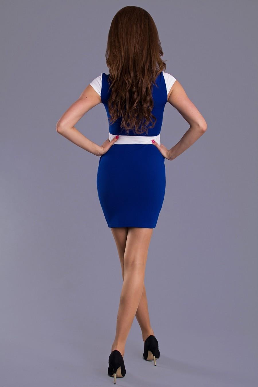 Koktejlové šaty 1556