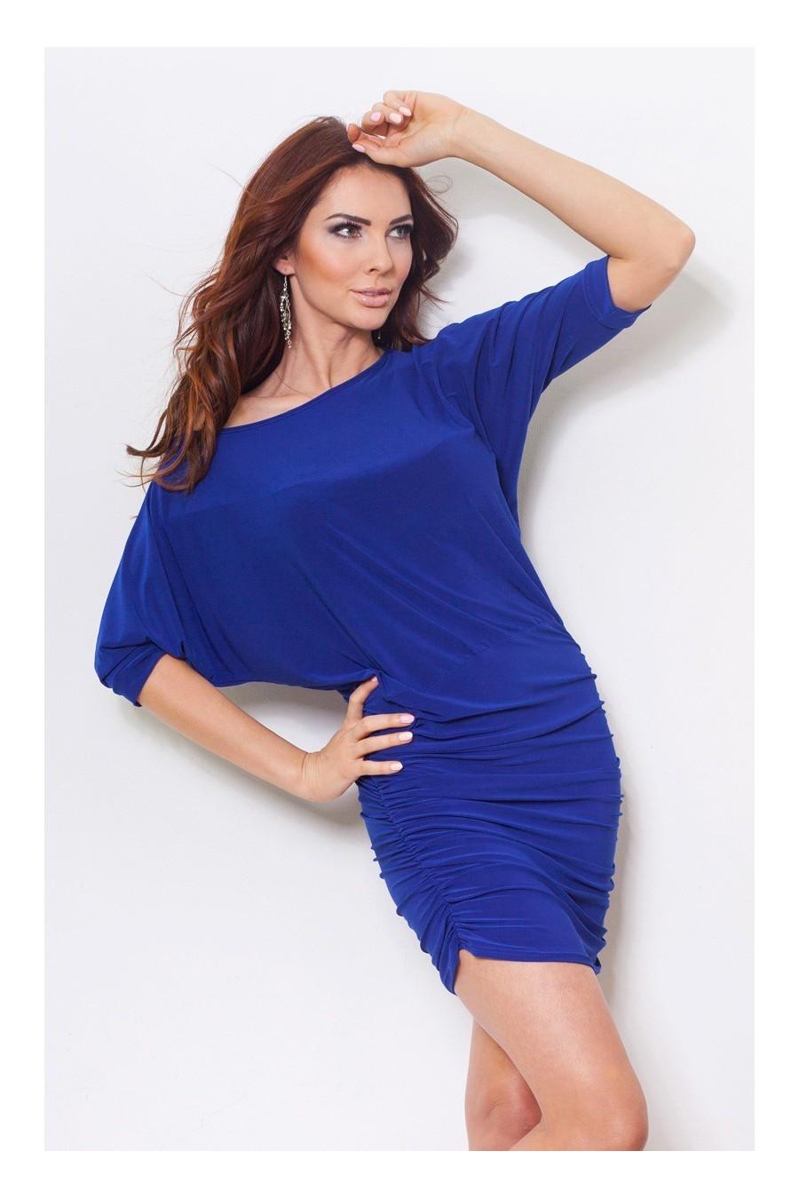 Krátke šaty 2071
