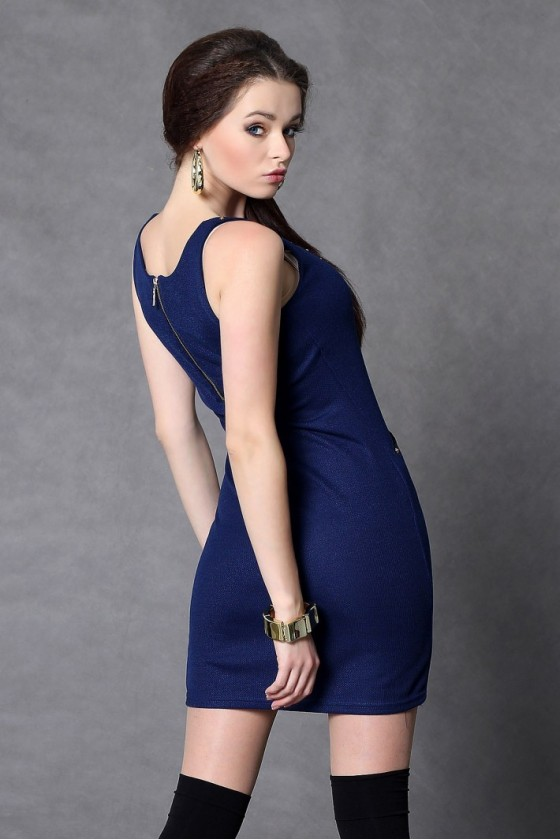 Krátke šaty 2083