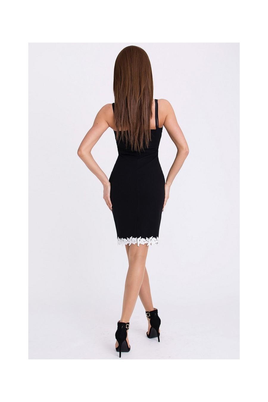 Koktejlové šaty 2356