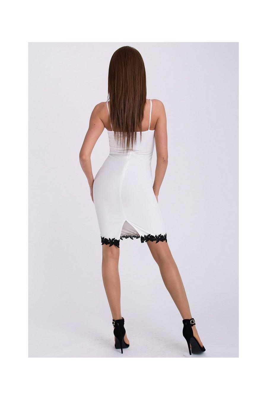 Koktejlové šaty 2357