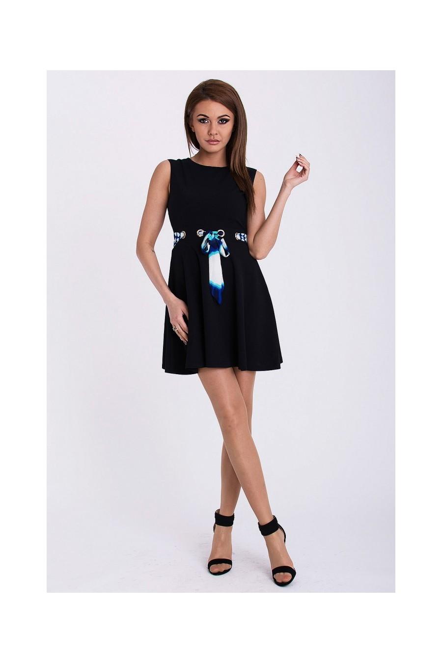 Koktejlové šaty 2365