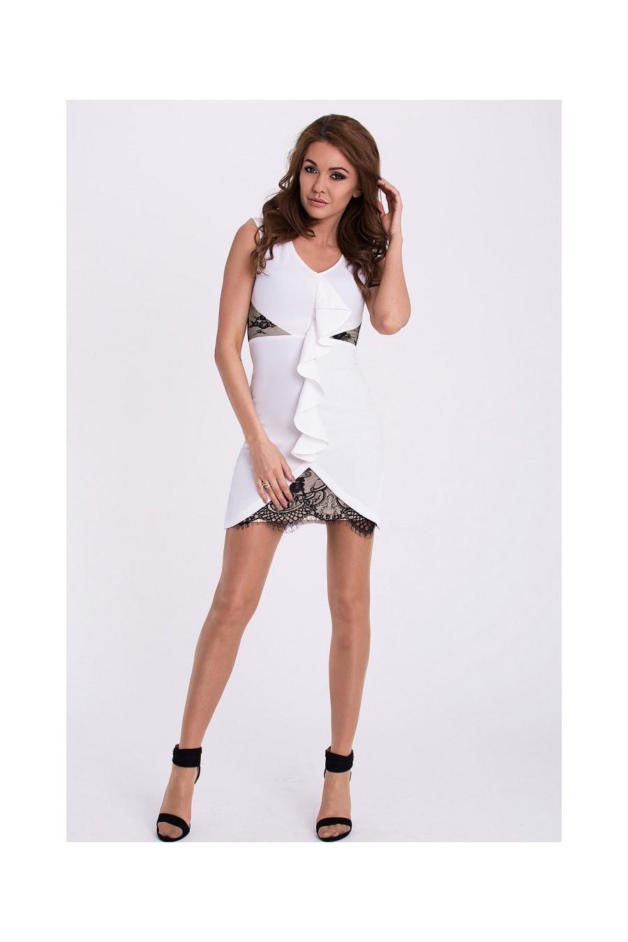 Koktejlové šaty 2401