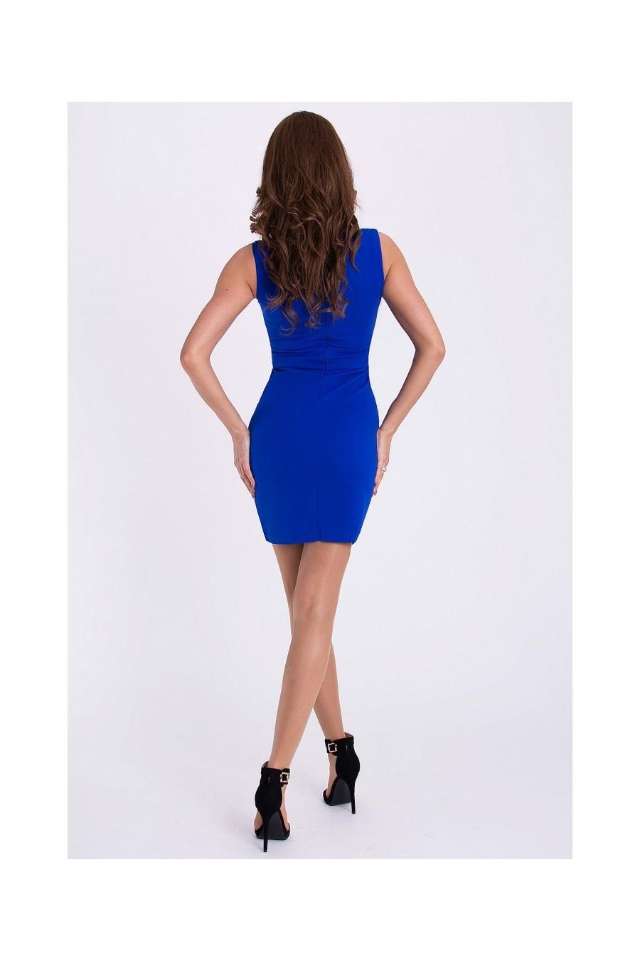 Koktejlové šaty 2405