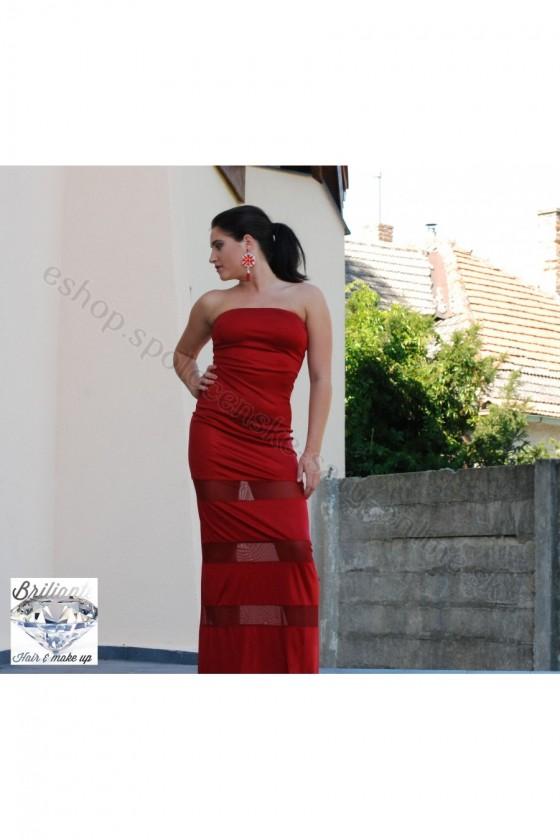Spoločenské šaty 819