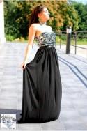 Spoločenské šaty 818